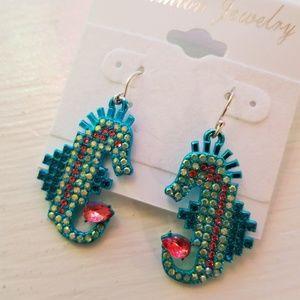 Jewelry - Seahorse earrings